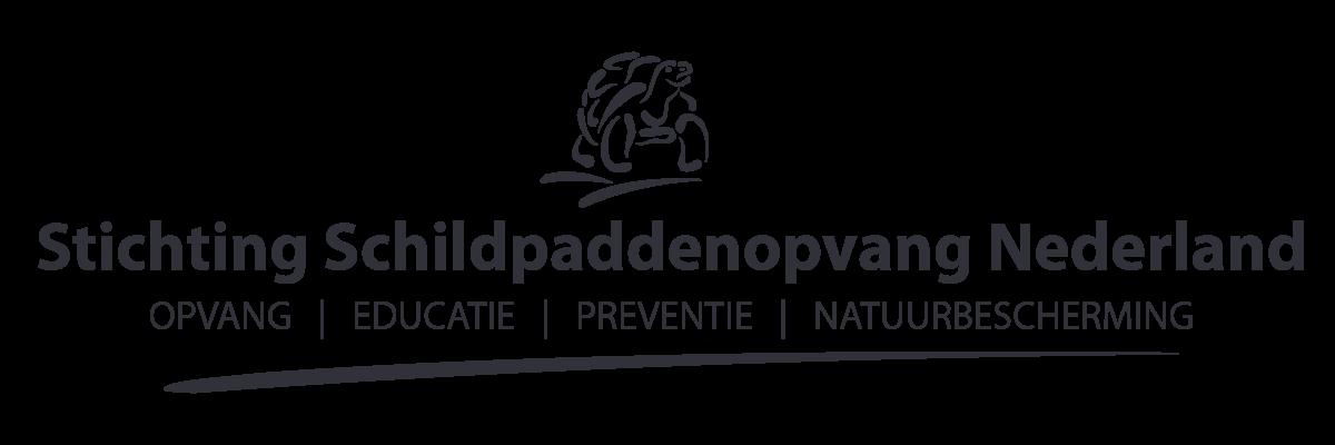 Website logo Schildpaddenopvang Nederland